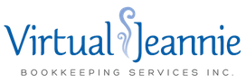 Virtual Jeannie Bookkeeping Logo